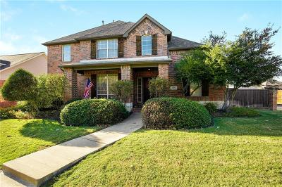 Lewisville Single Family Home For Sale: 1206 King Bors Lane