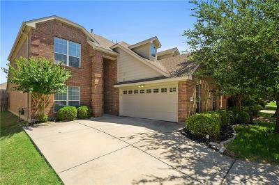 McKinney Single Family Home Active Option Contract: 8008 Riverwalk Trail