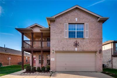 Haltom City Single Family Home Active Option Contract: 5145 Placid Drive