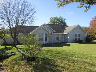 Waxahachie Single Family Home Active Option Contract: 1171 Maree Drive