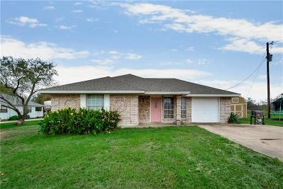 Kaufman Single Family Home Active Option Contract: 1025 County Road 141