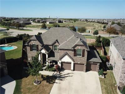 Fort Worth Single Family Home Active Option Contract: 11745 Merlotte Lane