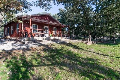 Wise County Single Family Home For Sale: 556 Post Oak Lane