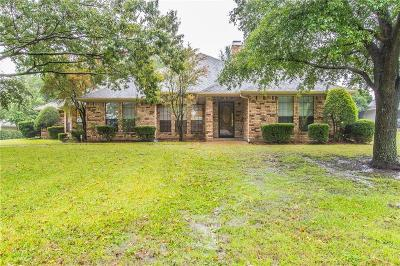 Frisco Single Family Home For Sale: 14050 Red Oak Circle N