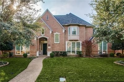 Collin County Single Family Home For Sale: 5124 Bellerive Drive
