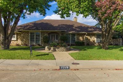 Single Family Home For Sale: 7715 Bantry Lane