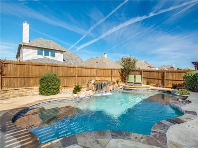 Frisco Single Family Home Active Option Contract: 11801 Beach Street