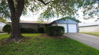 Bedford Single Family Home Active Option Contract: 2700 Willow Bend