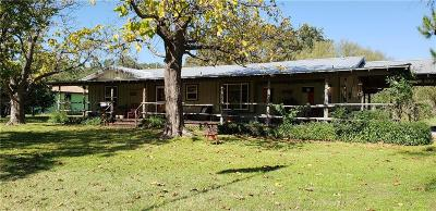 Graham Single Family Home Active Contingent: 210 Rambling Oaks Road