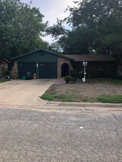Burleson Single Family Home For Sale: 752 NW Wood Street