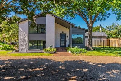 Fort Worth Single Family Home For Sale: 3124 Ridglea Avenue