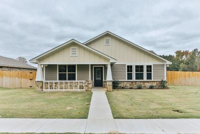 Lindale Single Family Home Active Option Contract: 13879 County Road 4200