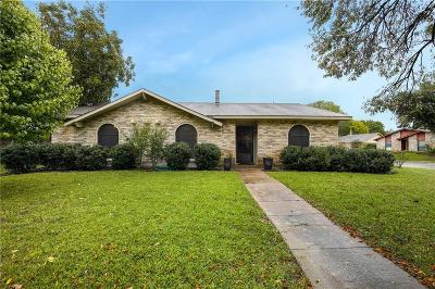The Colony Single Family Home For Sale: 5069 Bartlett Drive
