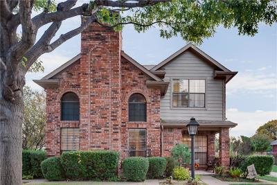 Coppell Single Family Home Active Contingent: 749 Ashford Drive
