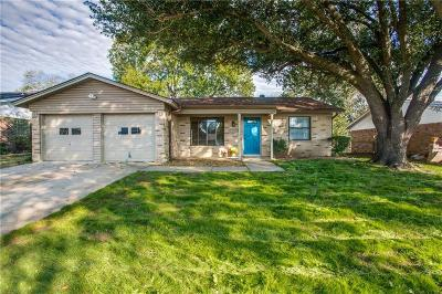Crowley Single Family Home For Sale: 712 Meadowcrest Drive
