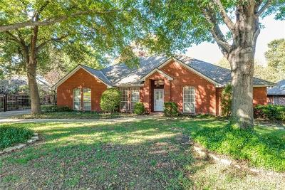 Grapevine Single Family Home For Sale: 2801 Roaring Springs Road