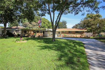 Benbrook Single Family Home For Sale: 1207 Park Center Street