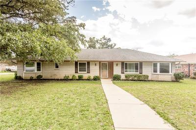 Fort Worth Single Family Home For Sale: 3801 Lawndale Avenue