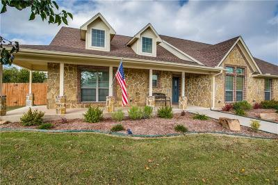 Weatherford Single Family Home For Sale: 149 English Lake Court