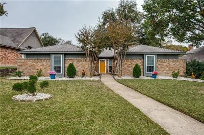 Dallas County Single Family Home Active Option Contract: 8042 Westover Drive