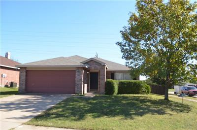 Single Family Home For Sale: 8821 Swan Park Drive