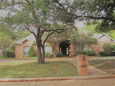 Colleyville Single Family Home For Sale: 3302 Queensbury Way W