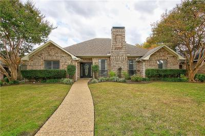 Allen Single Family Home For Sale: 906 Rush Creek Drive