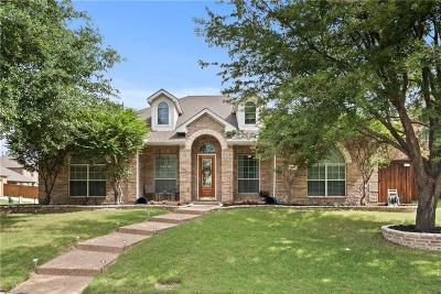 Single Family Home For Sale: 2002 Brazos Drive
