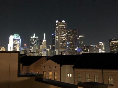 Dallas Townhouse For Sale: 2181 Norlock Lane