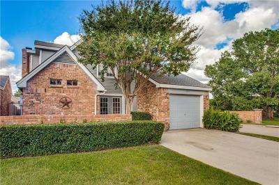 Garland Single Family Home Active Option Contract: 2901 Waterfront Drive
