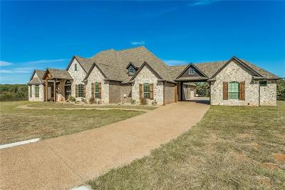 Lipan Single Family Home For Sale: 125 Creek Meadow Court