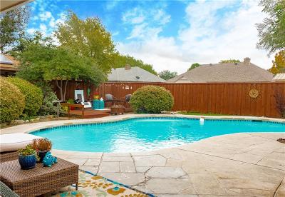 Allen Single Family Home For Sale: 712 Autumn Lake Drive
