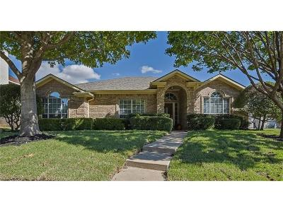 Frisco Single Family Home For Sale: 8016 Stern Street