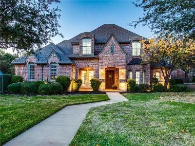Colleyville Single Family Home For Sale: 318 Oaklawn Drive