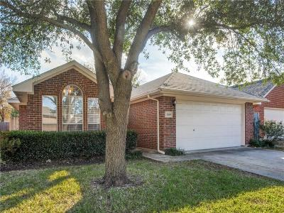 McKinney Single Family Home Active Option Contract: 2307 Brookview Drive