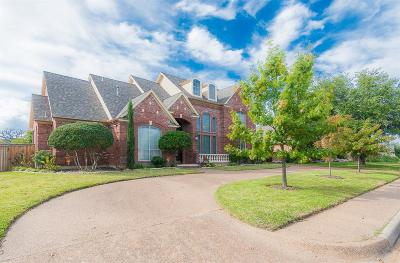 Colleyville Single Family Home For Sale: 7310 Monticello Parkway