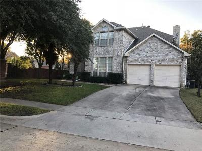 Flower Mound Single Family Home Active Option Contract: 2601 Halsey Drive