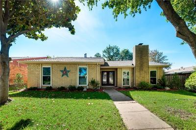 Single Family Home For Sale: 2022 Christie Lane