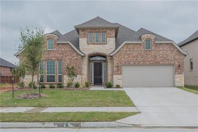 Prosper Single Family Home For Sale: 831 Elm Park Drive