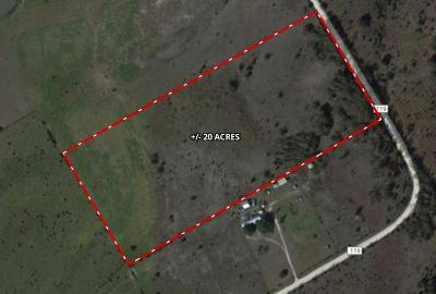 Hico Residential Lots & Land For Sale: Tbd Cr 119