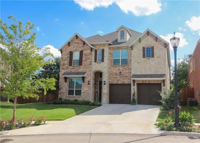 North Richland Hills Single Family Home Active Option Contract: 7168 Chelsea Drive