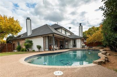 Flower Mound Single Family Home For Sale: 2133 Carrington Avenue