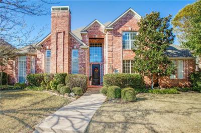 Allen Single Family Home For Sale: 903 Twin Creeks Drive