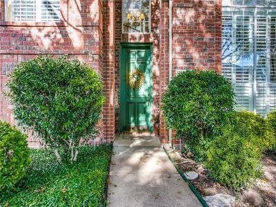 Dallas, Addison Single Family Home For Sale: 18740 Park Grove Lane