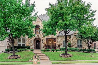 McKinney Single Family Home Active Option Contract: 3308 Cedar Bluff Drive