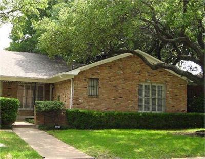 Dallas Multi Family Home For Sale: 9003/5 Villa Park Circle