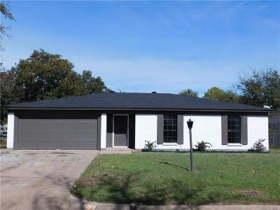 Dallas County Single Family Home Active Contingent: 216 Berkshire Lane
