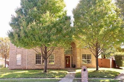 Flower Mound Single Family Home For Sale: 1840 Trail Ridge Lane