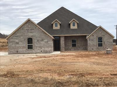 Weatherford Single Family Home For Sale: 100 Mike Thornton Court