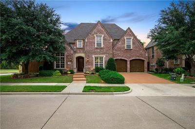 Allen Single Family Home For Sale: 1912 Rising Star Drive